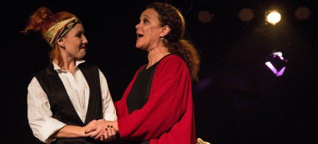Língua Mãe.Mameloschn em curta temporada no Goethe Institut Porto Alegre