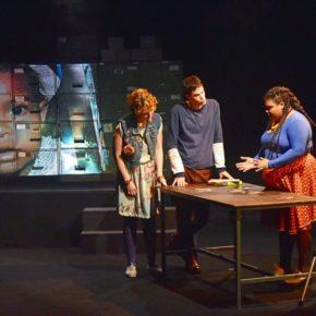 PÁTRIA ESTRANGEIRA / FREMDE HEIMAT é um projeto teatral entre Brasil – Alemanha